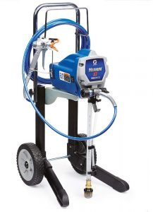Top best airless paint sprayer- Graco Magnum 262805 X7 Professional Airless Paint Gun