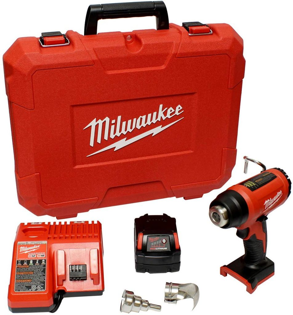 Milwaukee Electric tools heat gun.