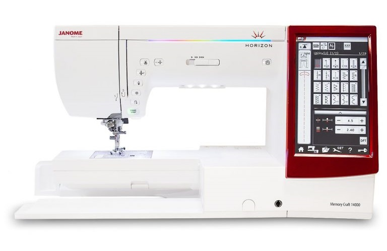 Janome Memory craft review